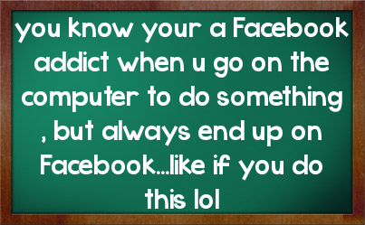 Facebook Statuses About Facebook
