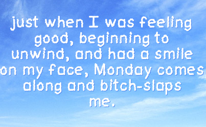 Facebook Statuses About Monday